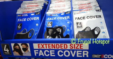 32 Degrees Adult Face Cover (face mask) | Costco