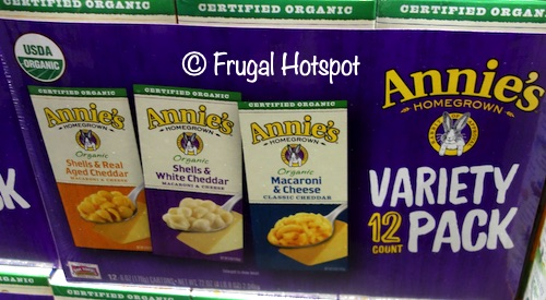 Annies Organic Mac and Cheese | Costco 2021