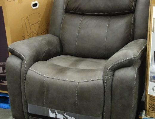 Barcalounger Fabric Power Rocker Recliner | Costco Display