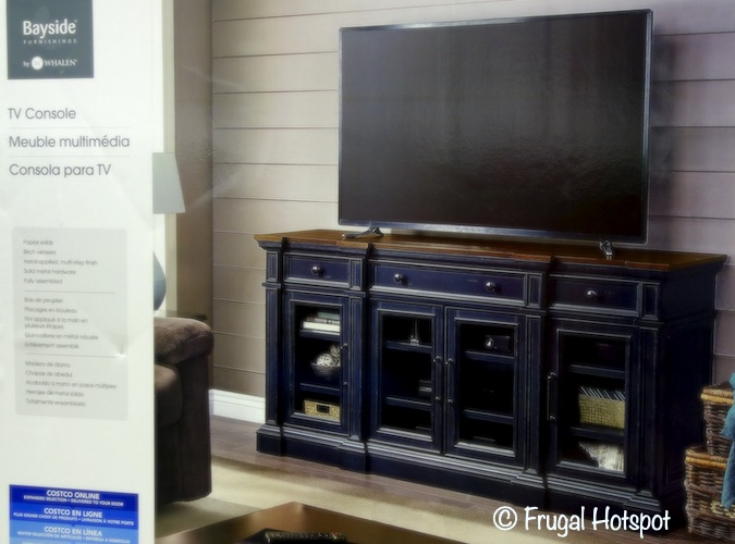 Bayside Furnishings Holland Accent Console by Whalen | Costco
