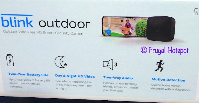 Blink 5-Camera Security System | Costco