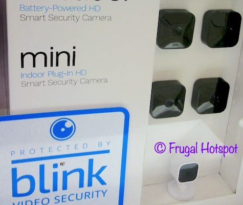Blink 5-Camera Security System | Costco Display 1477478