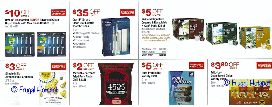 Costco JANUARY 2021 Coupon Book Page 14