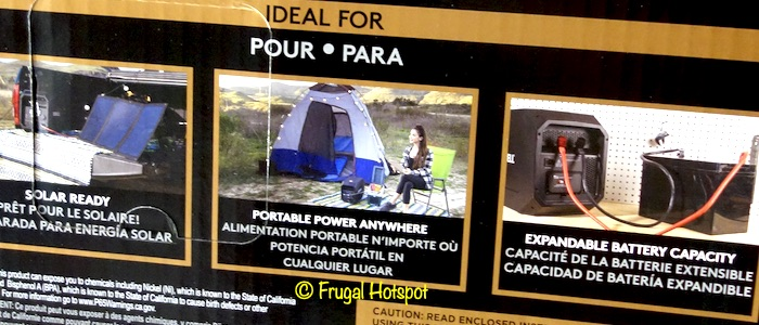 Duracell PowerSource 660 | Costco 2