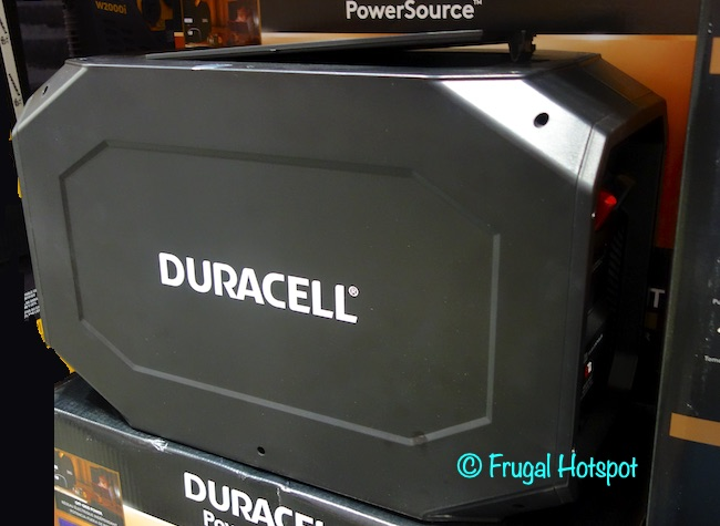 Duracell PowerSource 660 | Costco Display