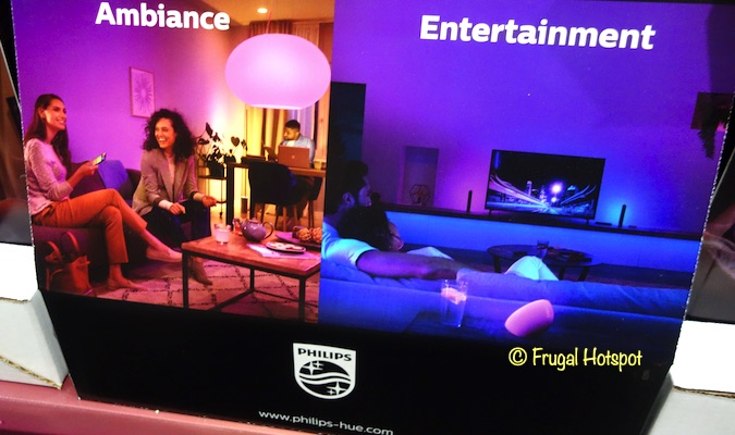 Philips Hue White and Color Ambiance | Costco