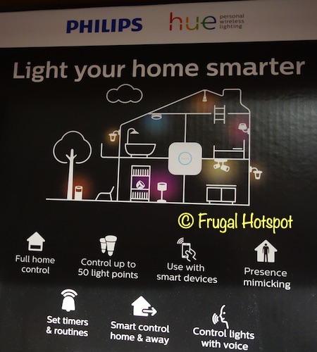 Philips Hue White and Color Light Kit | Costco