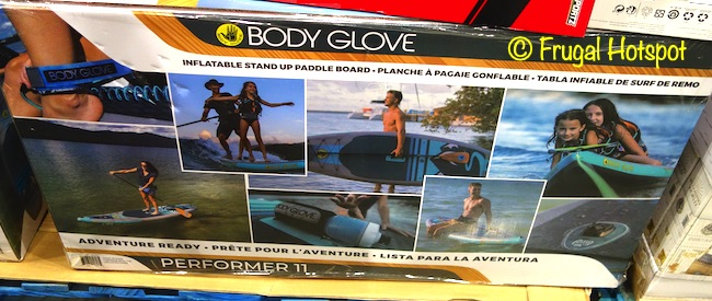 Body Glove 11' Inflatable Stand Up Paddle Board | Costco 2