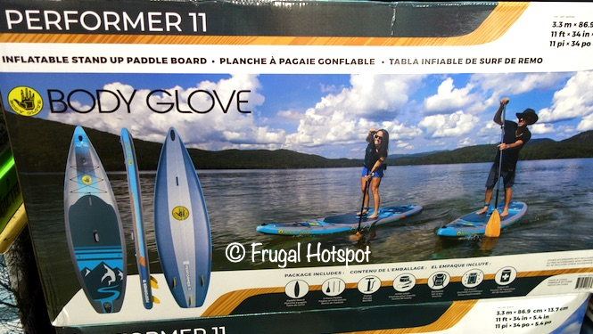 Body Glove 11' Inflatable Stand Up Paddle Board | Costco