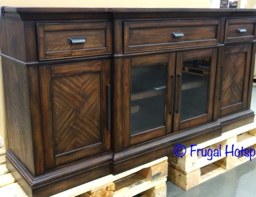 Corlis Pike and Main Accent Console | Costco Display