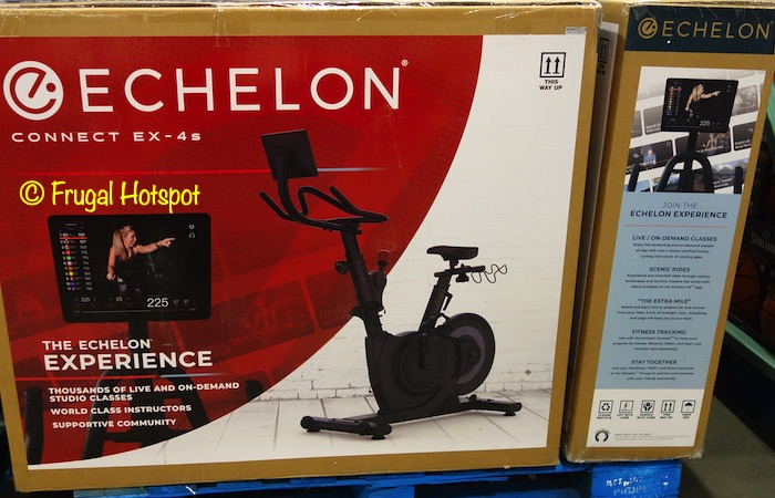 Echelon EX-4S Connect Bike | Costco