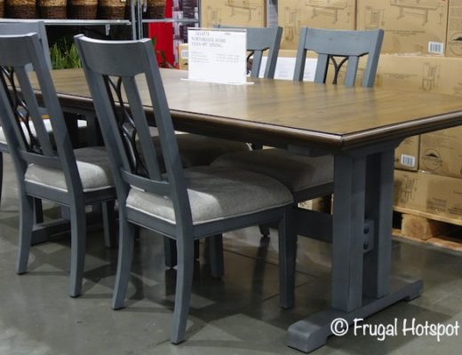 Northridge Home Vega Dining Set | Costco Display