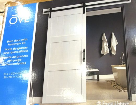 Ove Barn Door Kit | Costco