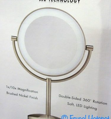 Conair Reflections LED Lighted Vanity Mirror | Costco