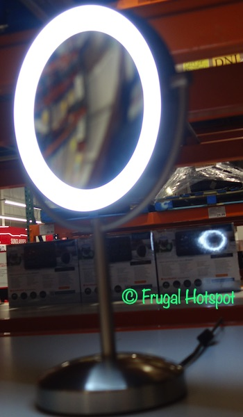 Conair Reflections LED Lighted Vanity Mirror   Costco Display