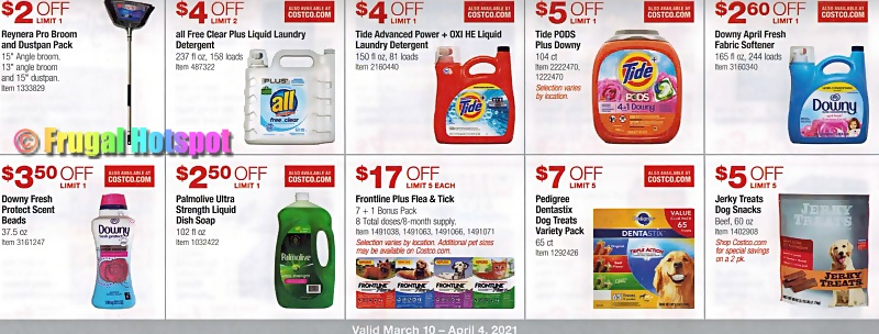 Costco Coupon Book MARCH 2021   PAge 16