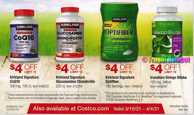 Costco Coupon Book MARCH 2021   PAge 23