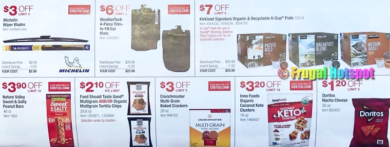 Costco Coupon Book MARCH 2021 Page 13