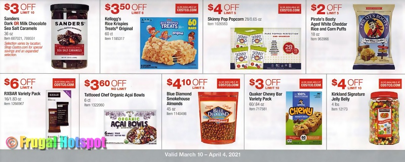 Costco Coupon Book MARCH 2021   Page 14