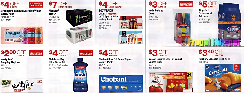 Costco Coupon Book MARCH 2021   Page 17