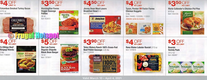 Costco Coupon Book MARCH 2021   Page 18