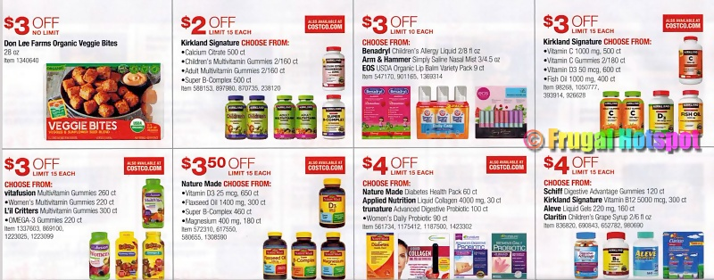Costco Coupon Book MARCH 2021   Page 19