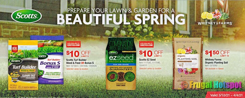 Costco Coupon Book MARCH 2021   Page 3
