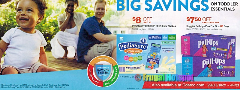 Costco Coupon Book MARCH 2021   Page 8