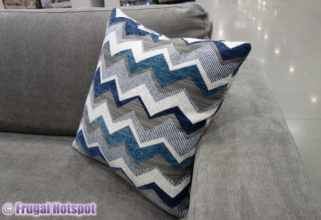 Penelope Fabric Sectional Pillow | Costco