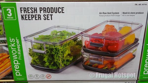 Prepworks ProKeeper Fresh Produce Keeper | Costco