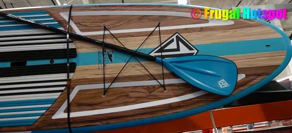 Scott Burke Composite Stand Up Paddleboard and paddle | Costco