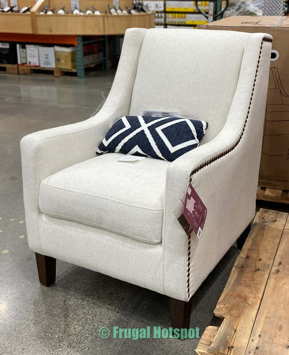 True Innovations Sophia Fabric Accent Chair | Costco Display