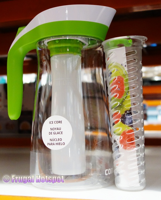 Contigo Water Pitcher with Infuser | Costco Display
