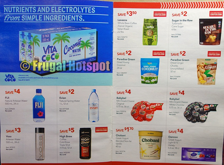 Costco Coupon Book MAY 2021 Business Center P26 P27
