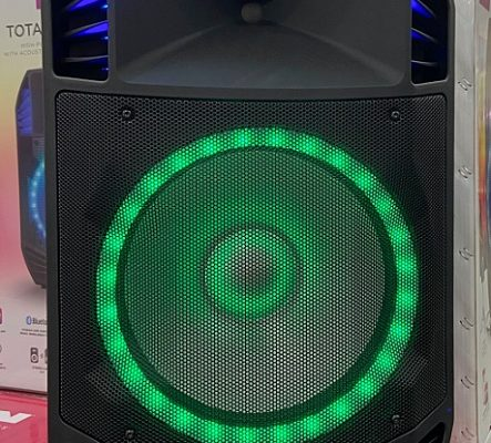 Costco Display | Ion Total PA Prime Speaker System with Lights