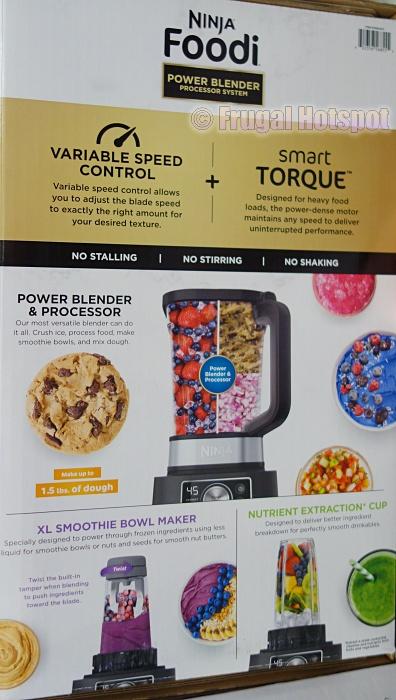 Description of Ninja Foodi Blender System   Costco