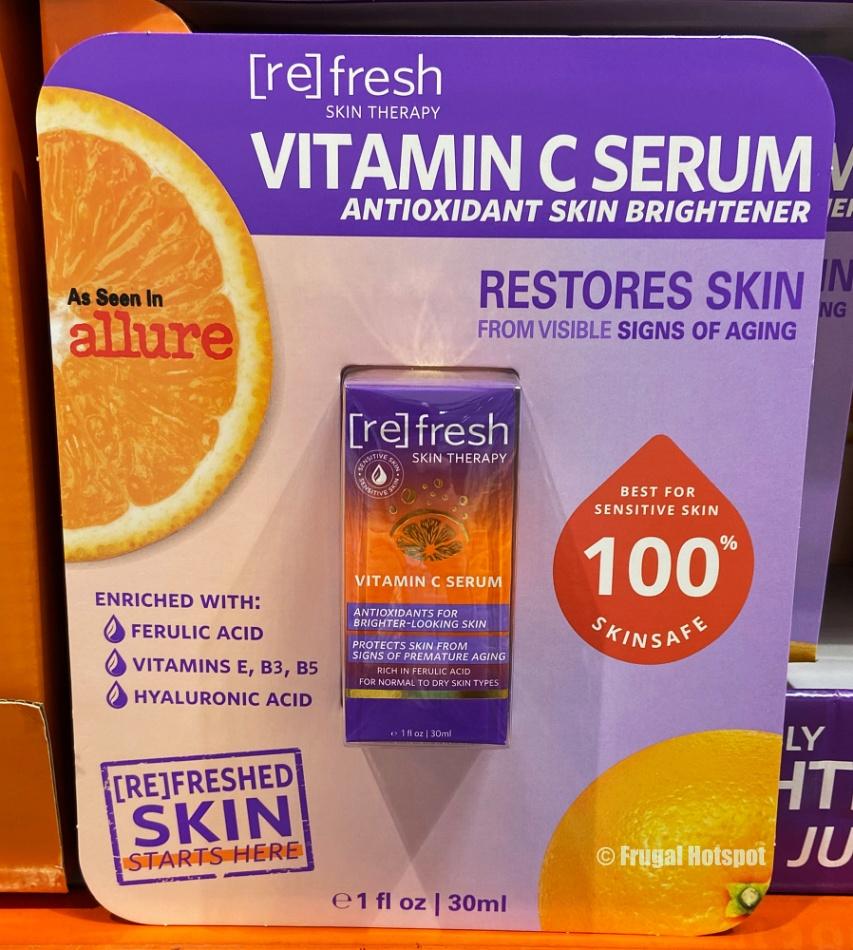 Refresh Skin Therapy Vitamin C Serum at Costco