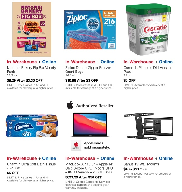 Costco HOT BUYS Sale MAY 2021 p4