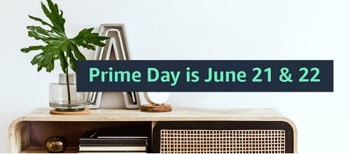 Amazon Prime Day June 21 and 21 2021