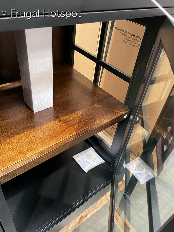 Bayside Furnishings Harry 60 Accent Cabinet by Whalen | interior | Costco Display