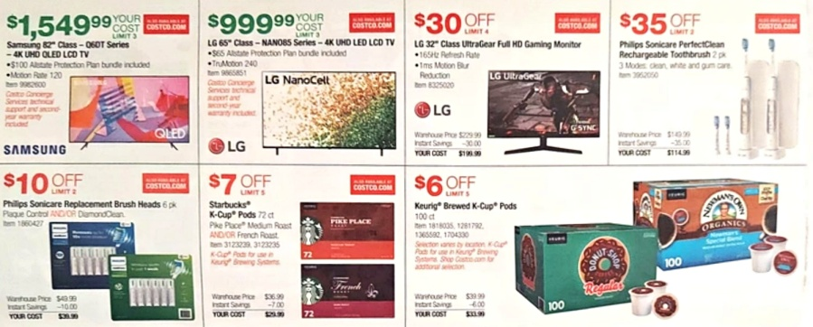 Costco JULY 2021 Coupon Book P10