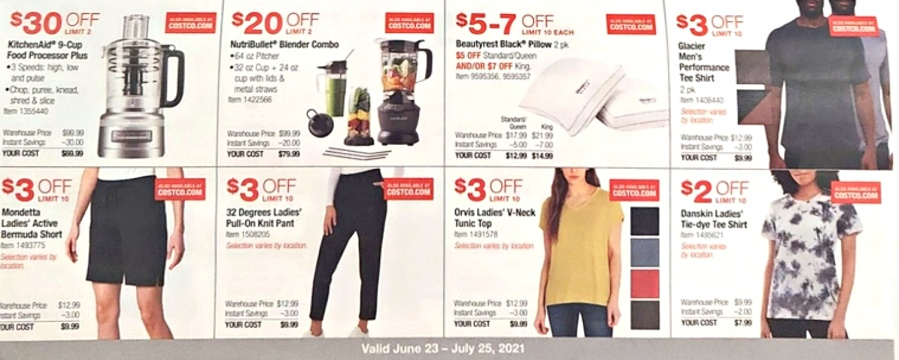 Costco JULY 2021 Coupon Book P11