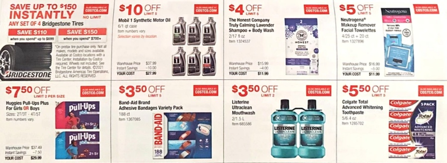 Costco JULY 2021 Coupon Book P13