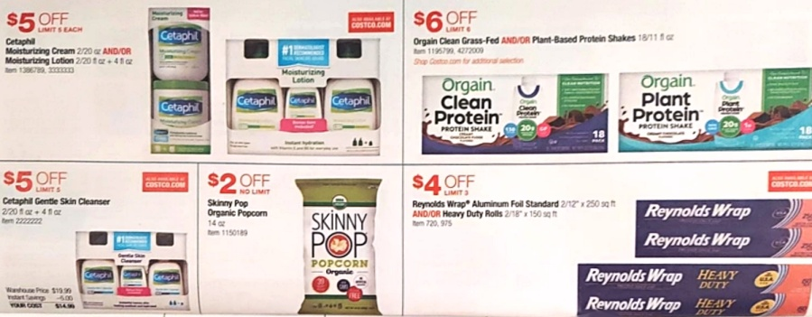Costco JULY 2021 Coupon Book P14