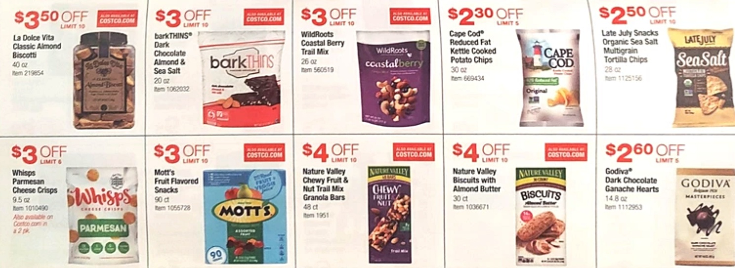 Costco JULY 2021 Coupon Book P15