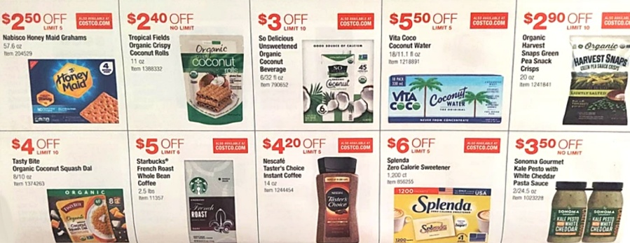 Costco JULY 2021 Coupon Book P16