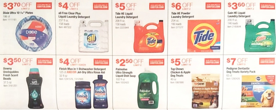 Costco JULY 2021 Coupon Book P18