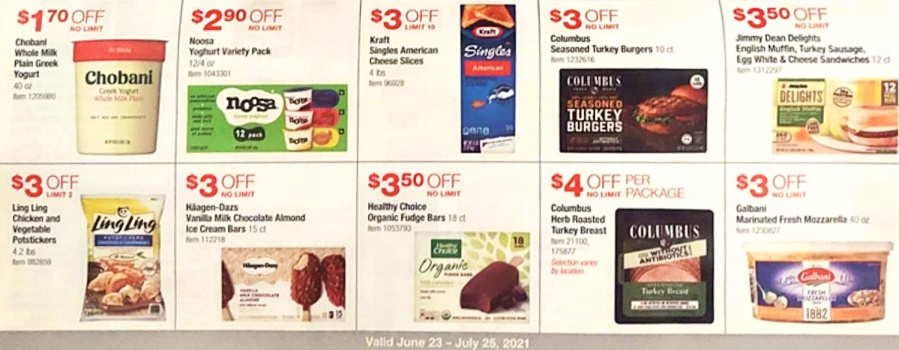 Costco JULY 2021 Coupon Book P19