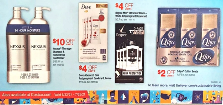 Costco JULY 2021 Coupon Book P3