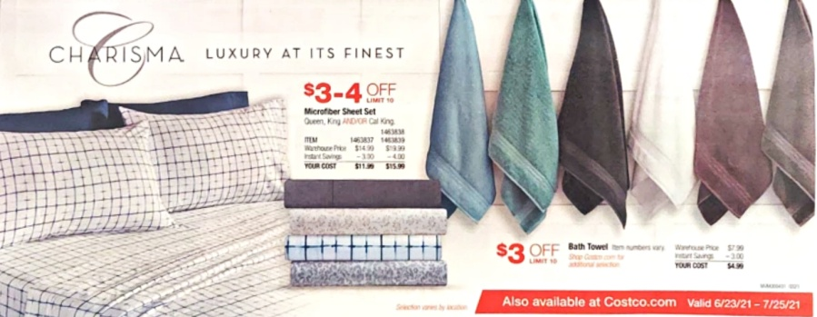 Costco JULY 2021 Coupon Book P7